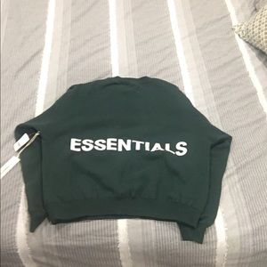 Essentials crew neck